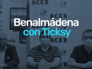 Benalmádena se sube a la tecnología punta con Eulet; distribuidor oficial de Ticksy.
