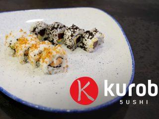Kurobi 5ushi, alta cocina japonesa en Málaga.