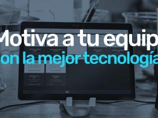 ◉ Motiva a tu equipo con un software TPV de diseño.
